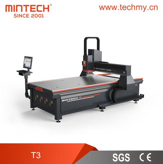 Mintech T Series CNC Machine for Sign Making/Acrylic/Wood/Copper/Aluminum/Plastic/PVC