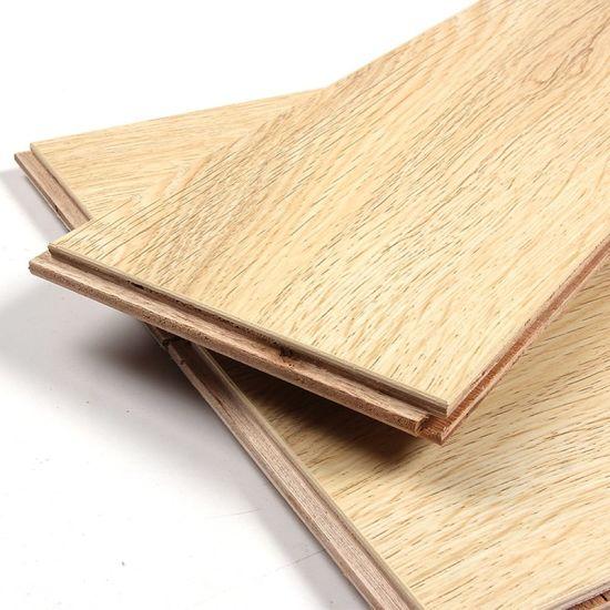 China 3d Ac3 Traditional Living Golden, Traditional Living Golden Amber Oak Laminate Flooring