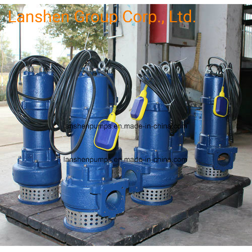As75-4CB Single Leaf Impeller Device Submersible Sewage Pump