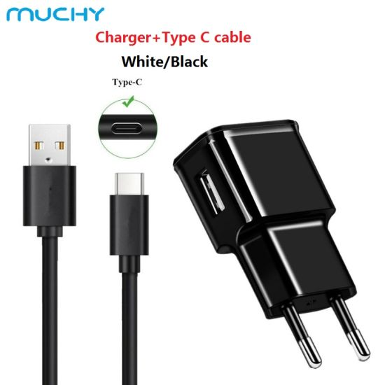 Type C Cable 5V 2.1A One USB Charger Mobile Charger pictures & photos