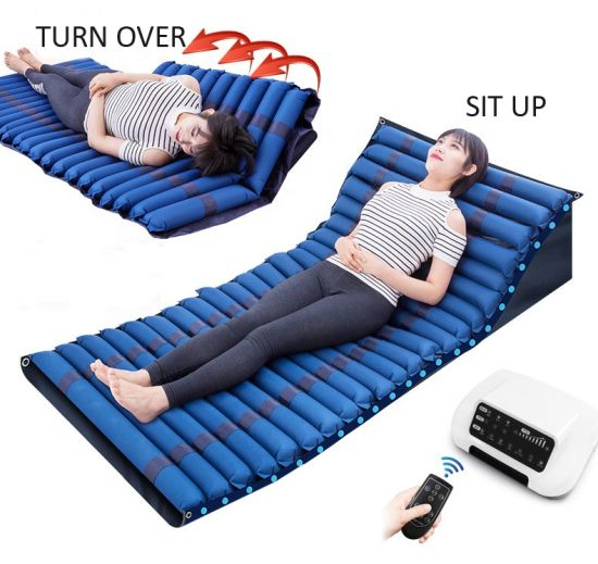 High Quality Anti Bedsore Cushion Medical Air Mattress Bed with Pump