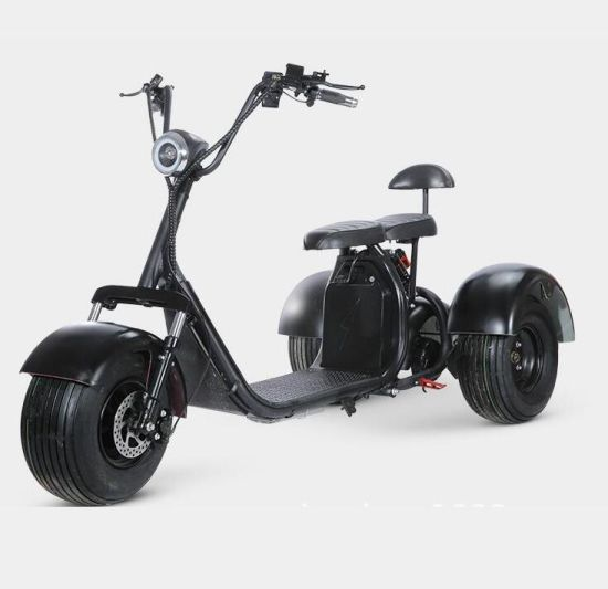 48V 60V 12ah 20ah Fat Tire Electric Scooter Bike Bicycle Citycoco Battery Electric Bicycle 1500W 2-3wheels