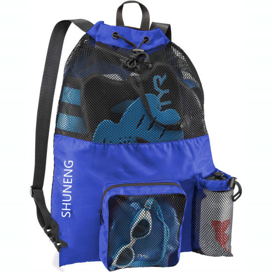 Unisex Outdoor Swimming Backpack Float Board Kickboard Sports Band Pack Customized Available Drawstring Backpack