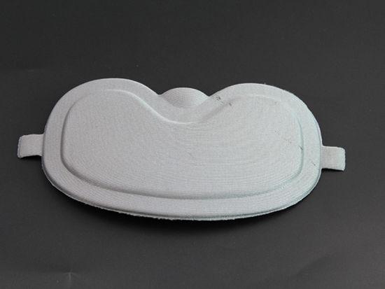 Fashion Breathable Custom Logo 3D EVA Ergonomic Contour Sleep Eye Mask