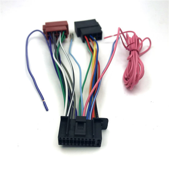 Kenwood Car Stereo Wire Harness Pin on