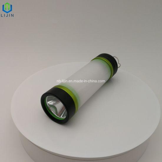Multifunctional Campling Lamp, LED Emergency Flashlight