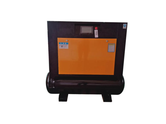 High Quality Portable Screw Air Compressor Combined with Air Dryer and Air Filter