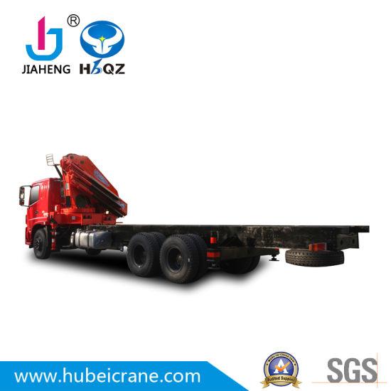 2019 Hbqz Folding Boom Truck Mounted Crane for Hot Sale