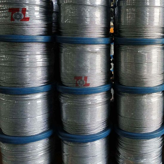 7x7 4mm Wire Rope Stainless Steel Rope Cable Price Per Metre FREE P+P