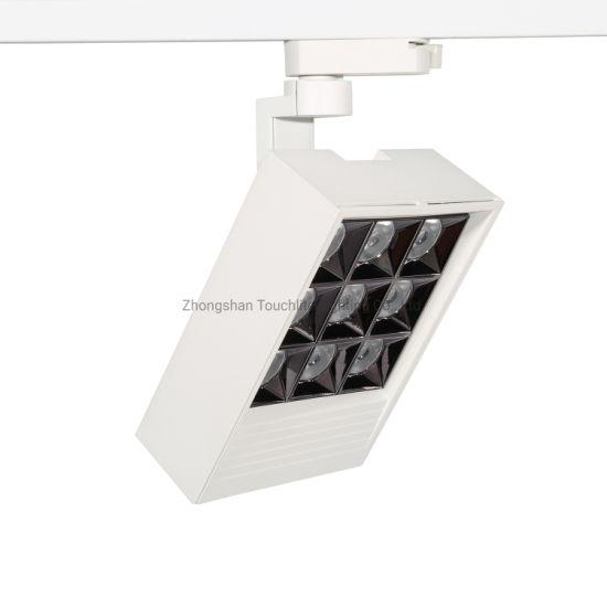 Adjuable Square LED Tracking Light, Track Light Spotlight