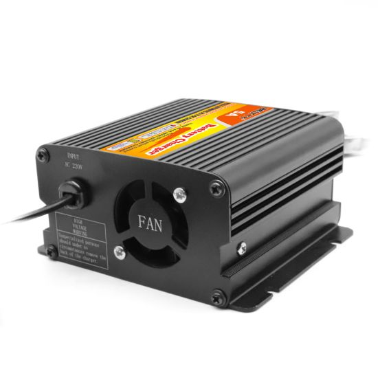 Multiple Safety Protection Function 50/60Hz Intelligent Battery Charger 12V 5A