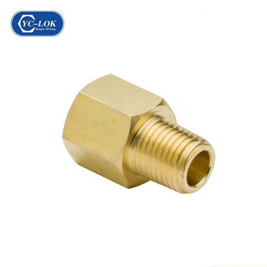 Customized Jic Brass Galvanized Iron Pipe Fitting