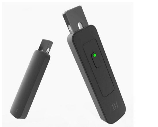 Variable Voltage Cbd Vape Pen Pod Battery Bg Pod Pen Vaporizer Battery Preheating Function VV Smoking for Juuls Pods