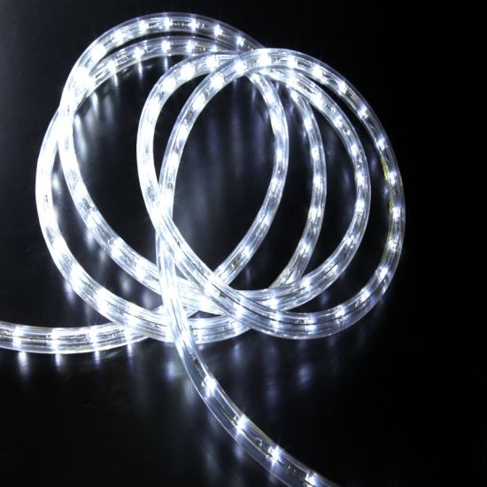 China Wholesale Rope 2 Wire LED Rope Light 220V 110V with Ce&RoHS Certification