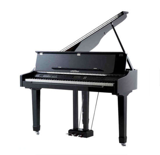 3.3feet Multifunction Directly Control Panel Keyboard Piano 88 Keys Mini Grand Digital Piano