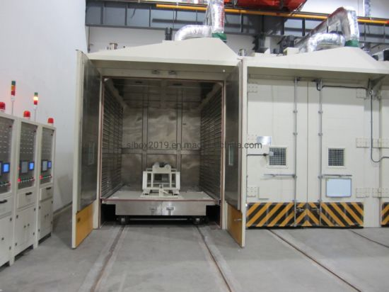 Manufacturer of Hot Air Force Circulation&High Capacity Industrial Oven/ Drying Oven/Curing Oven