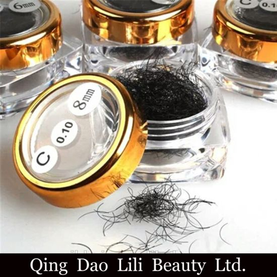 10fa12fb658 C Curl 0.1 0.15 0.2 Premium Single False Eyelashes Individual Cc Curl Mink  Loose Lashes Extensions