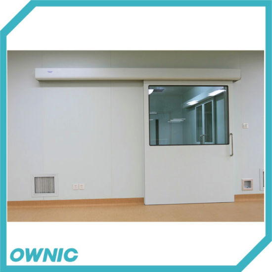 Big Window Automatic Door Sliding Door ICU Door