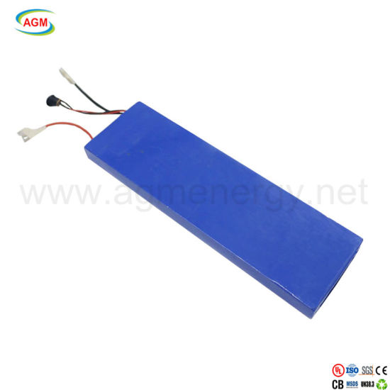 36V 4.8ah 172.8wh Lithium Battery Pack for Electric Scooter Battery