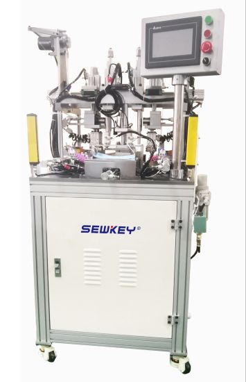Sk-Kzj-01 Automatic Ear Loop Machine for Mask Machine