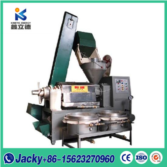 Energy Saving Avocado Oil Extraction Machine and Soybean Screw Oil Press Machine in Oil Pressers