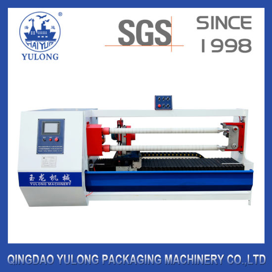 Single Shaft Tape Cutting Machine pictures & photos