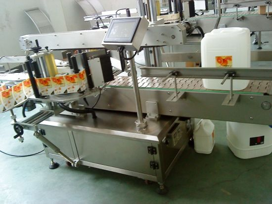 Two Side Sticker Labeling Machine (TB-D100) pictures & photos