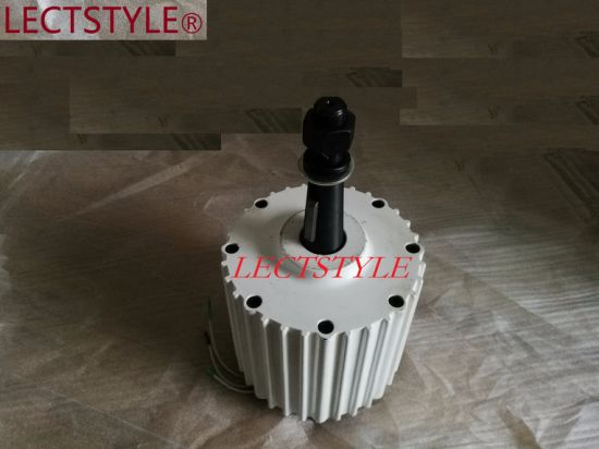 Factory! 48V 96V 1kw Permanent Magnet Generator pictures & photos
