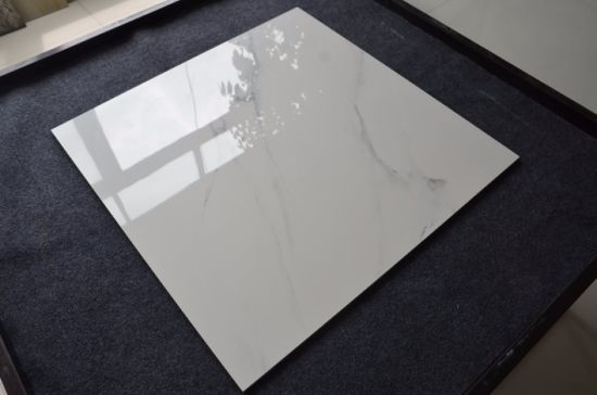 China 60x60 Price In The Philippines White Porcelain Polished Floor