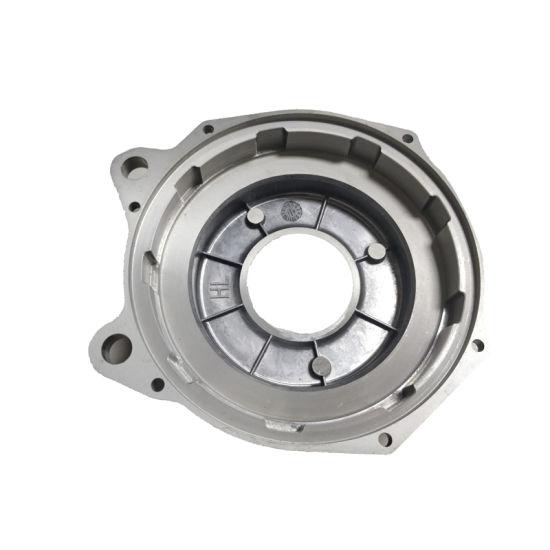 OEM High Precision Aluminum Die Casting Motor Parts Electronic Motor Housing