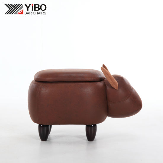 Magnificent China Lovely Cow Assorted Animal Stool Ottoman With Storage Theyellowbook Wood Chair Design Ideas Theyellowbookinfo