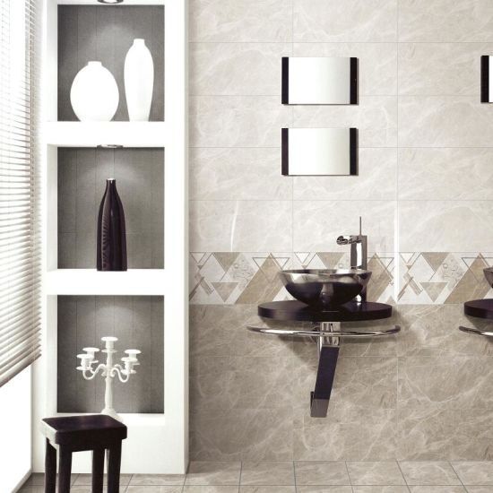 China Bathroom Design Matte Finish, Bathroom Ceramic Design