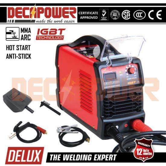IGBT 120AMP Hot Start MMA Inverter Welding Machine Arc Welder
