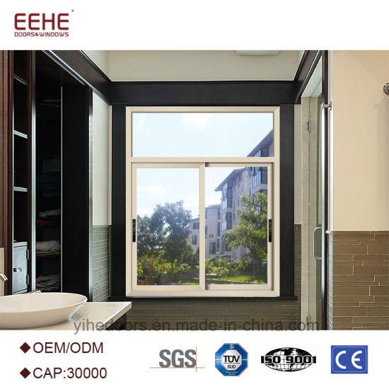 China Sound Proof Sliding Window Price Philippines Glass Window