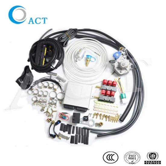 China Electric Car Conversion Kit Hot Sale LPG Full Kits