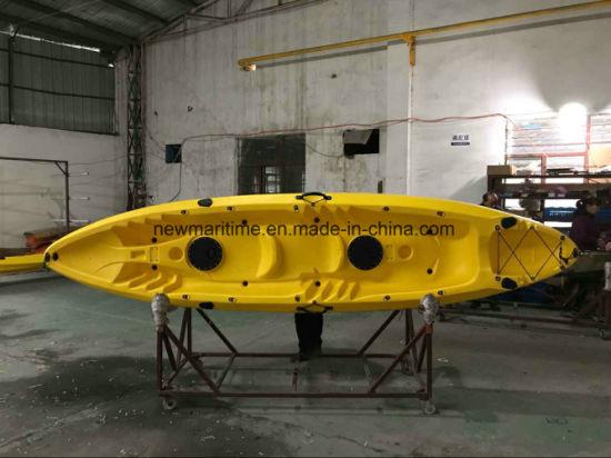 Racing Kayak Plastic Canoe Kayak Wholesale Sea Fishing Kayak