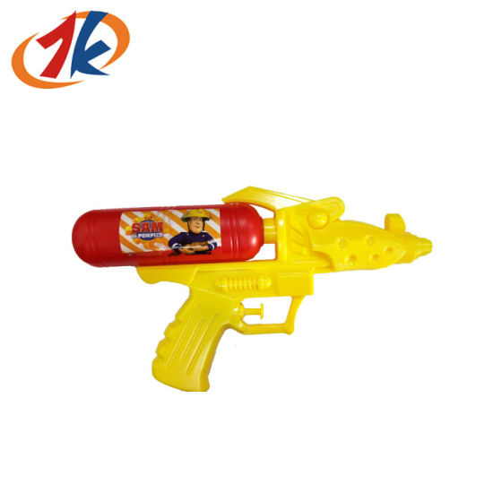 New Designed Kids Plastic Water Gun Toy for Promotion