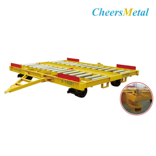 Bc070I 7t Aviation Aircraft Transport Pallet Dolly for Airport pictures & photos