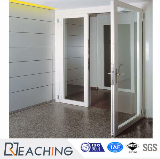 China Exterior Upvc And Glass Doors French Doors For Sale China