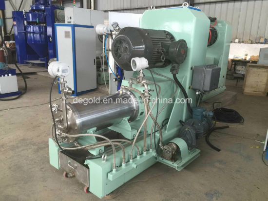 Degold 30 Litre Horizontal Bead Mill for Ink Production pictures & photos