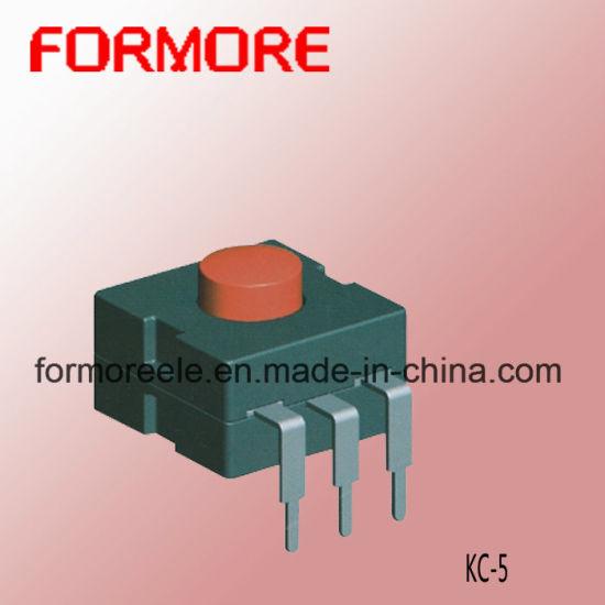 China Tact Switch /Push Button Switch /Flashlight Switch
