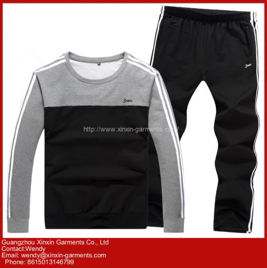 Custom High School University College Unisex Sports Team Wear Suit (T280) pictures & photos