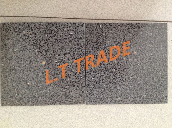 Created in Bulk From a Standard Range, Colorful Terrazzo Pavers