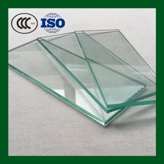 Clear Toughened/Tempered Glass for Swimming Pool Fence