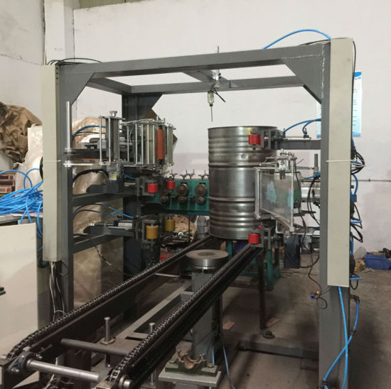 Automatic Steel Drum Making Equipment