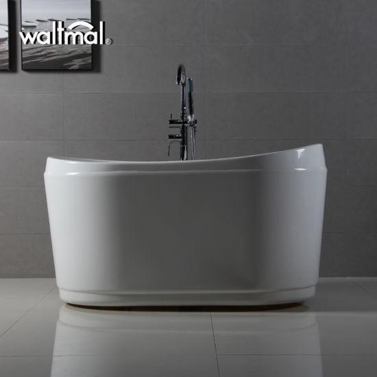 China Small Deep Bathtub Small Bathtub - China Freestanding Bathtubs ...