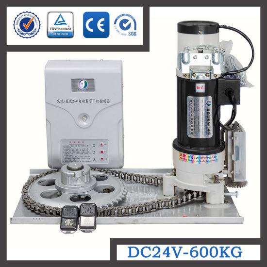 China Hot Ac Copper Rolling Shutter Door Motors 500kg China Dc
