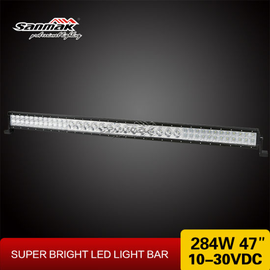 "New Exclusive Mix Rows 47"" 284W LED Light Bar pictures & photos"