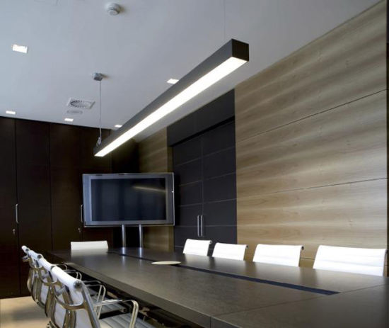 Seamless Connection LED Linear Light for Office