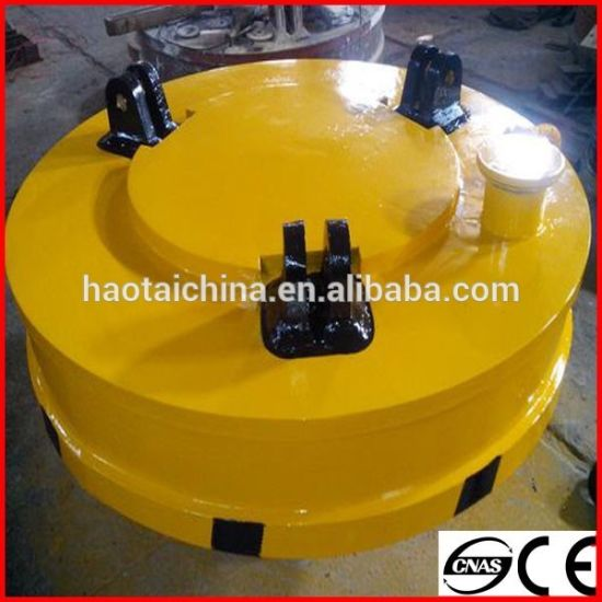 High Frequency Series Steel Scraps Lifting Magnet pictures & photos